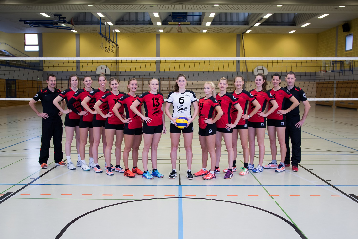 volleyball 2 liga damen
