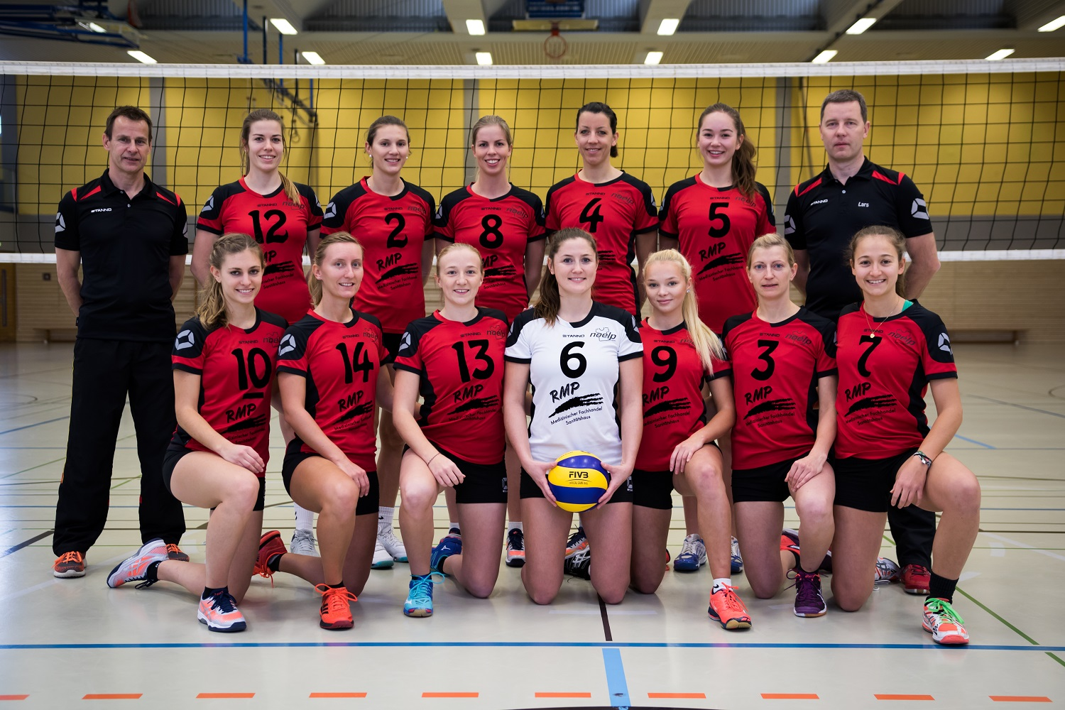 Volleyballerinnen im Favoritenkreis etabliert