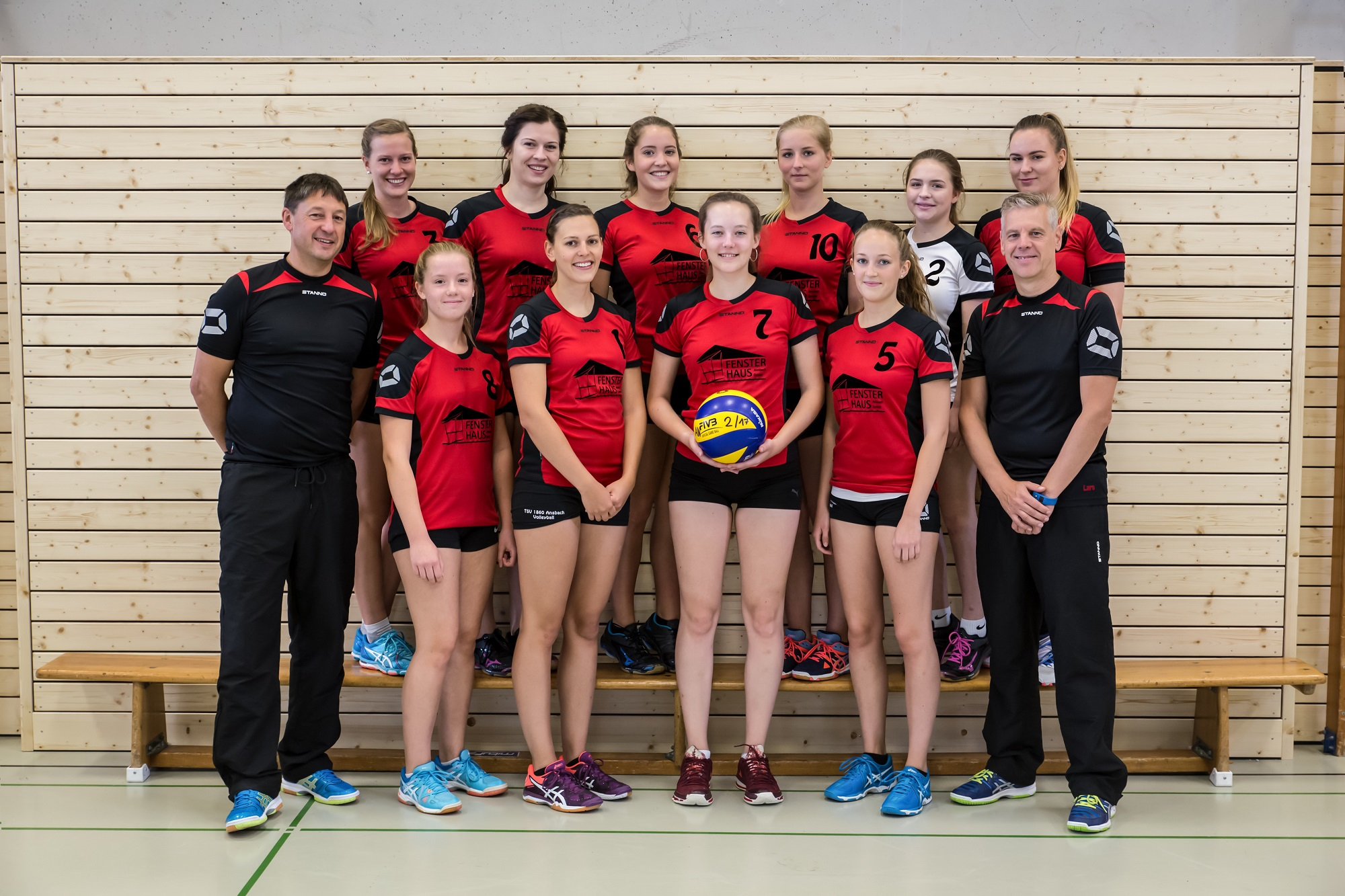 Volleyball Bezirksliga Damen  2/3