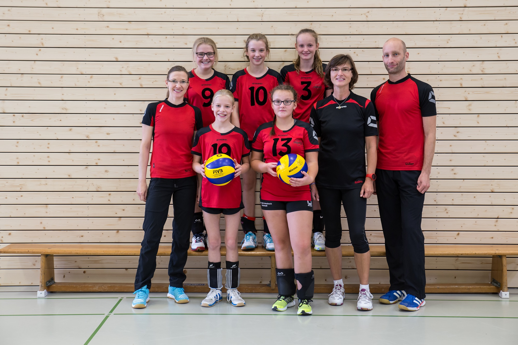 U14 Volleyball