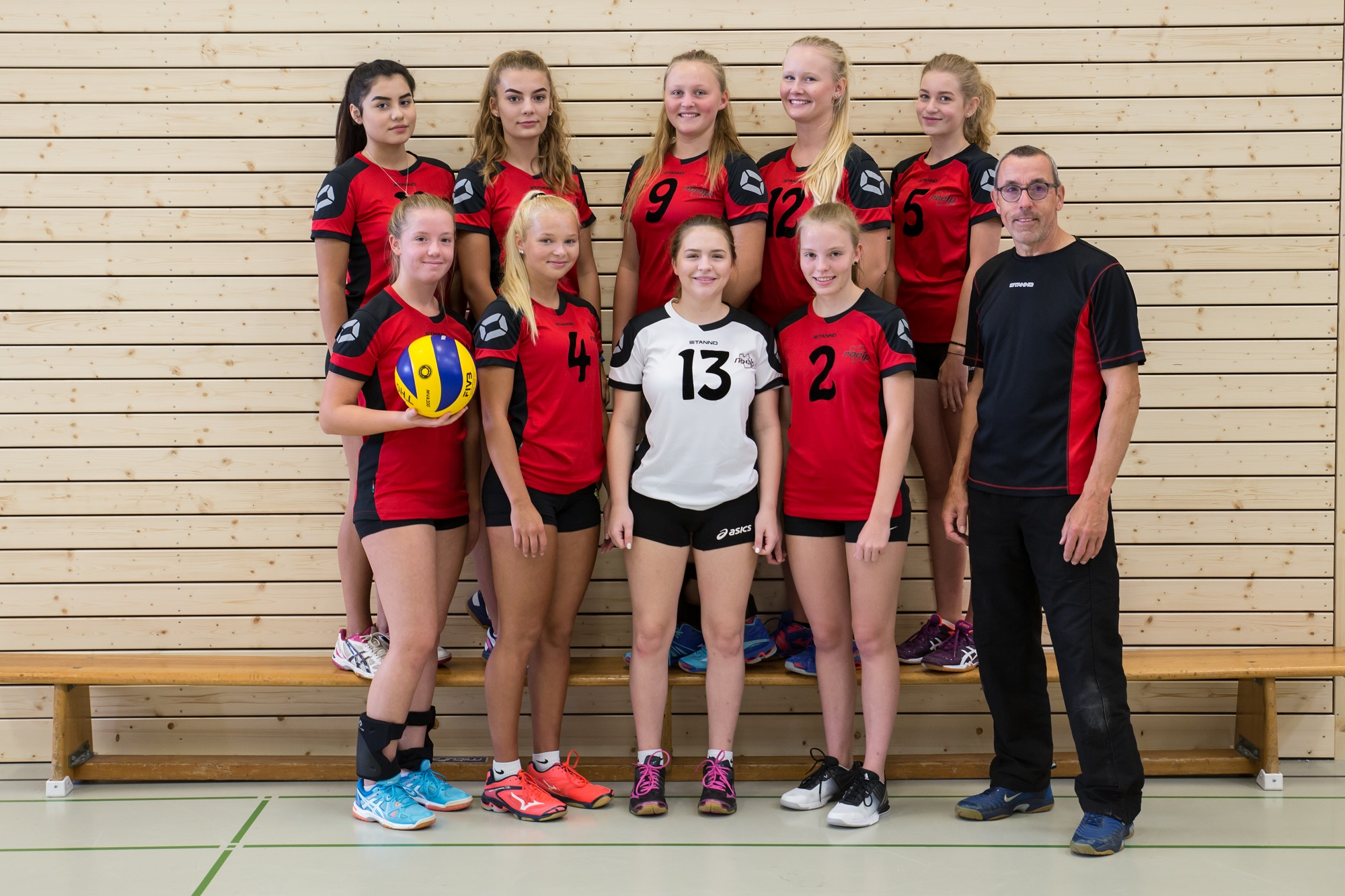 Volleyball U18 – Bezirksliga