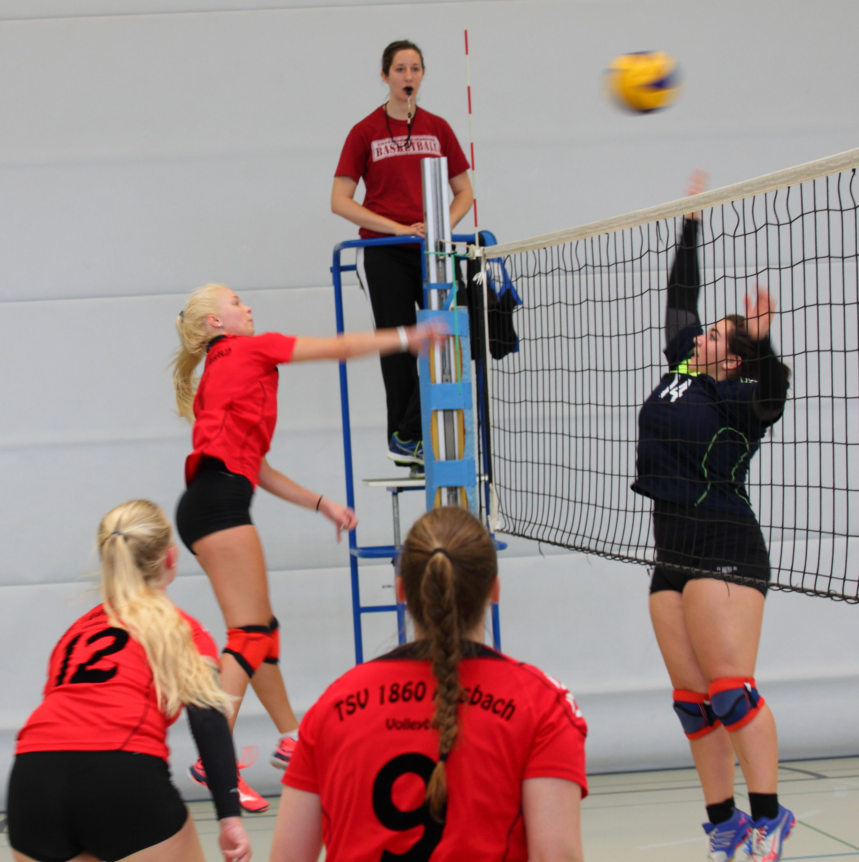 Volleyball Bezirksliga
